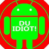 Du Idiot! So Dumm! Idiotentest
