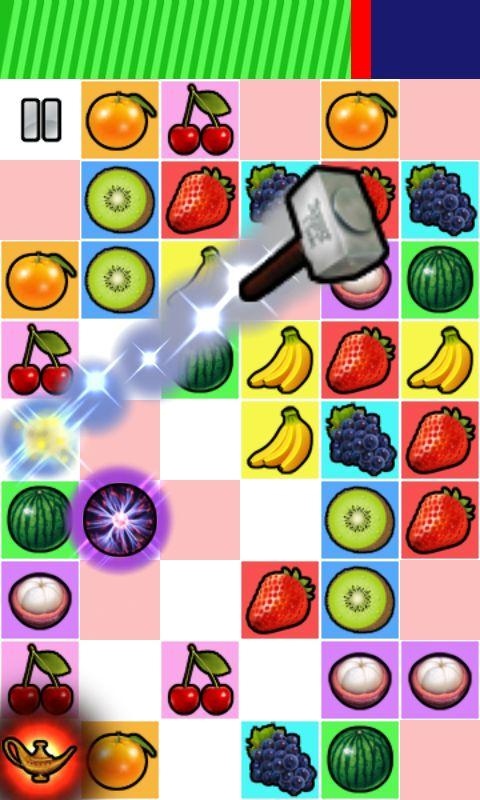 Fruit Tiles - screenshot