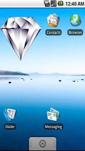 Diamond Widget - screenshot thumbnail