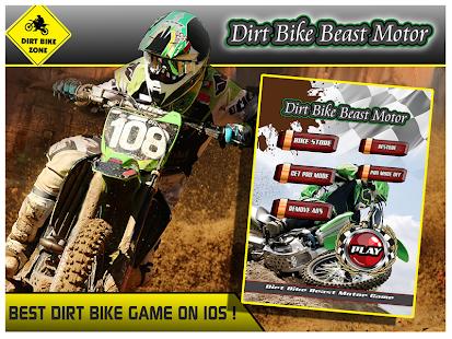 Dirt Bike Beast Motor