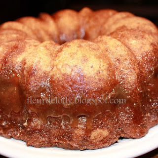Fresh Apple Cake.