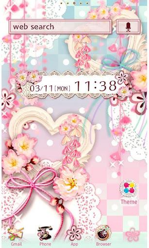 Japanese Lace Wallpaper Theme 1.3 Windows u7528 1