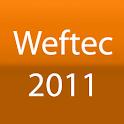 Weftec 2011 logo