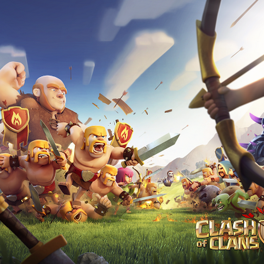 Game Clash Of Clan (COC)