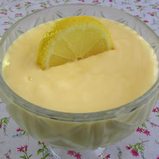 Lemon Mousse.