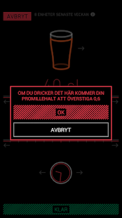 Promillekoll - screenshot thumbnail