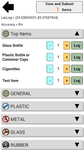 【免費工具App】Marine Debris Tracker-APP點子