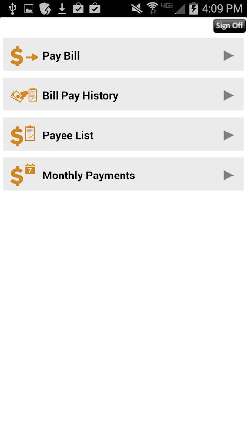 Mountain America Credit Union - screenshot