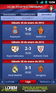 C.A.Osasuna - screenshot thumbnail