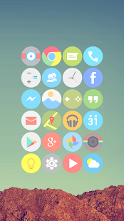 Cryten - Icon Pack Screenshot 2