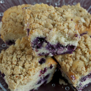 Entenmann's Blueberry Crumb Cake