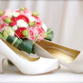 Wedding shoes by Brian Miller - Wedding Details (  )