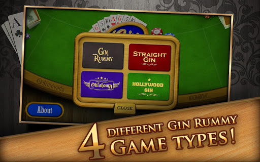 how to play gin rummy youtube