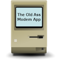 The Old Modem App icon