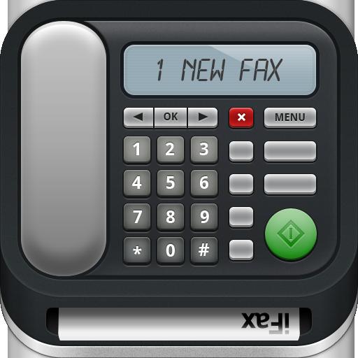 iFax - Send & Receive Faxe
