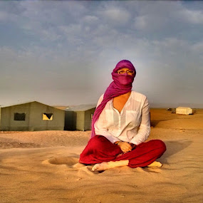 Desert by Lejla Hadziabdic - Instagram & Mobile Other ( #morocco #desert #zagora #people #traveling )