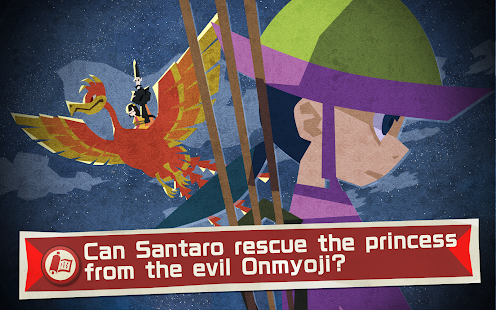 SAMURAI SANTARO - Dark Onmyoji - screenshot