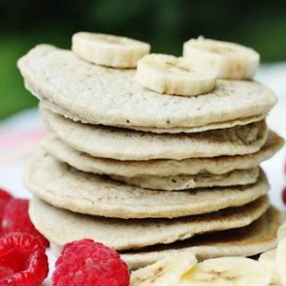 Hemp Pancakes (vegan, gluten free, soy free)