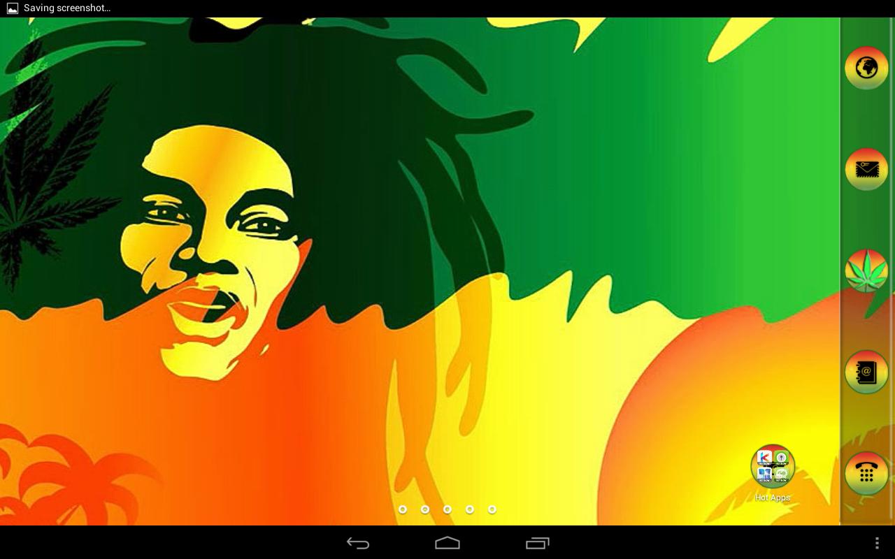 Google themes rasta - Rasta Theme Screenshot