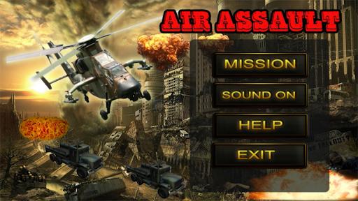 Air Assault: Shooting Game