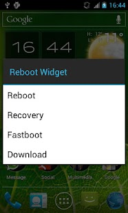 Reboot Widget for Root User Screenshot 2
