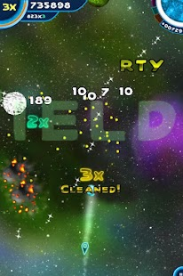 Save the Comet - Gravity Run- screenshot thumbnail