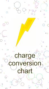 Charge Conversion Chart Screenshot 1