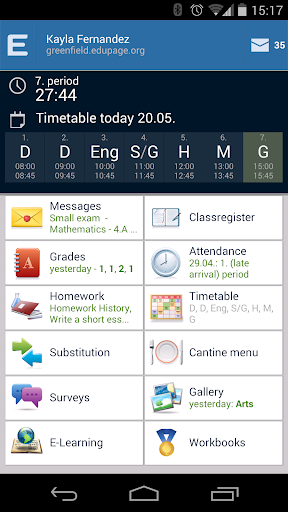 EduPage 1.4.59 gameplay | AndroidFC 1