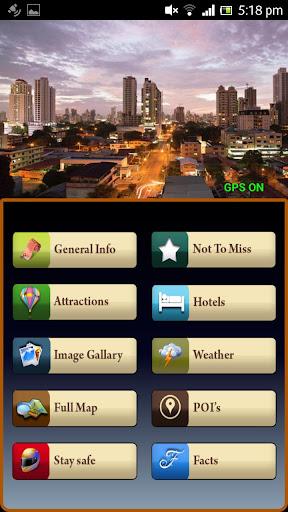 Panama Offline Travel Guide