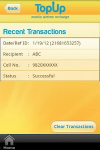 TopUp screenshot 5