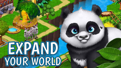 Animal Voyage:Island Adventure  screenshots 4