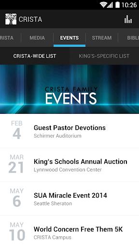 【免費生活App】CRISTA Ministries-APP點子
