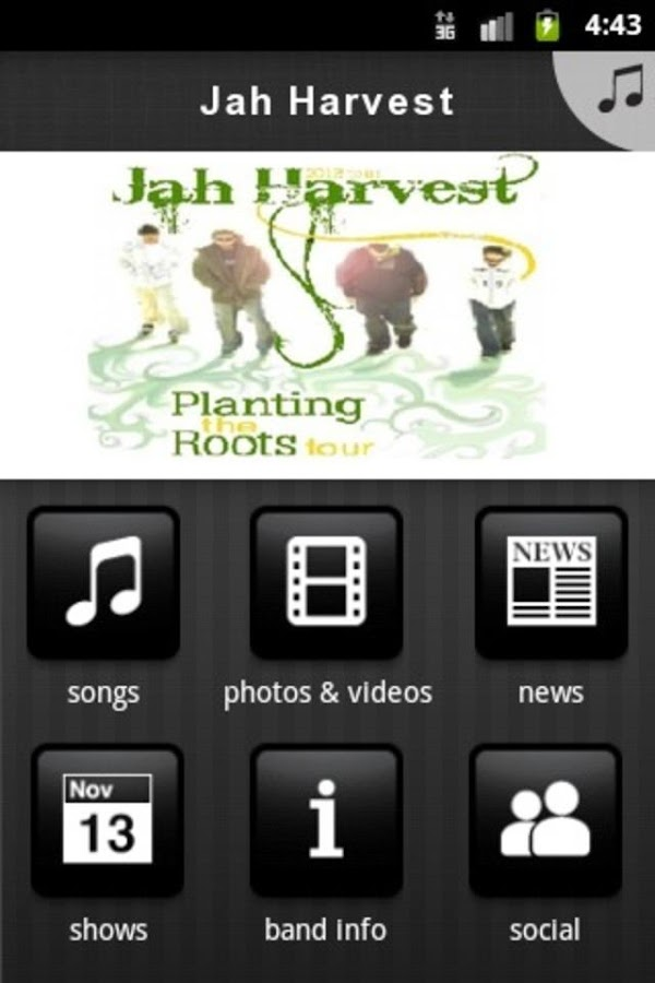 Jah Harvest - screenshot