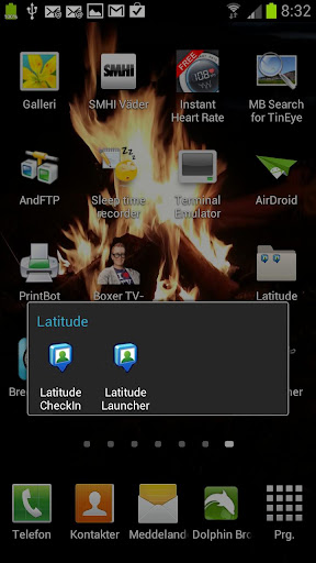 Latitude CheckIn