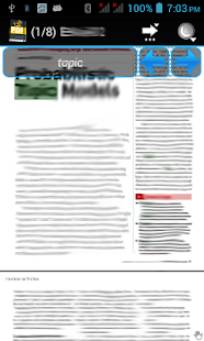 PDF Reader Free- screenshot thumbnail