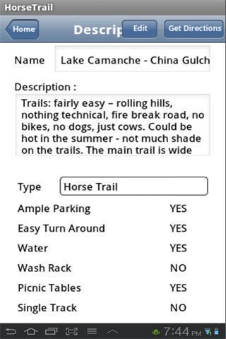 【免費旅遊App】HorseTrail App-APP點子