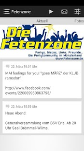 Fetenzone - Münsterland - screenshot thumbnail