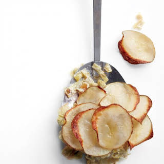 Artichoke, Leek, and Potato Casserole.