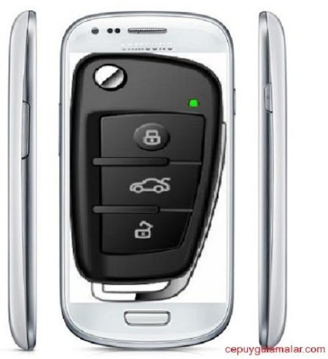 音響汽車鑰匙