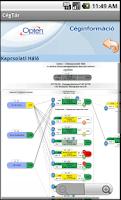Screenshot of Company Information Light