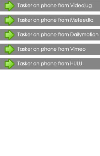Tasker on phone guide