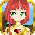 Warrior Girl Armor - Dress Up icon