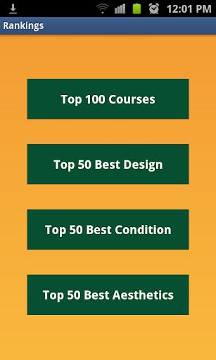 Golf Course Guide Aust Edition  screenshots 2