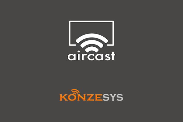 Aircast - screenshot