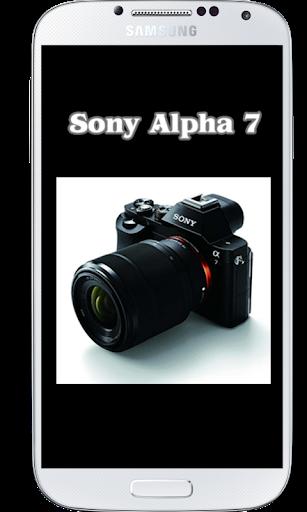 Alpha 7 Tutorial