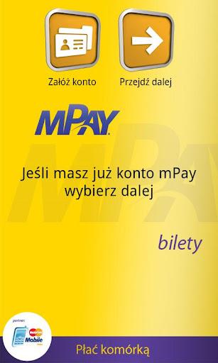 mPay Bilety