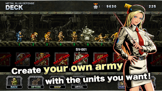 METAL SLUG DEFENSE Screenshot 26
