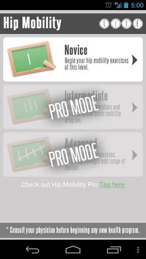 Hip Mobility Lite