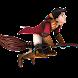 Flying Potter