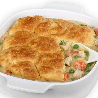 Chicken Pot Pie, Skinny-fied.